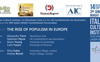 The Rise of Populism in Europe