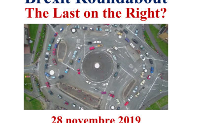 Brexit Roundabout – The last on the Right?